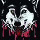 Download Vector Bloody Wolf