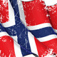 Norway Flag Grunge - GraphicRiver Item for Sale