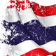 Thailand Flag Grunge - GraphicRiver Item for Sale