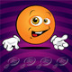 Funny smiling ping pong ball  - GraphicRiver Item for Sale