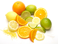 Pile of citrus fruits including orange, lemon and lime - PhotoDune Item for Sale