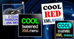 Cool menus collection