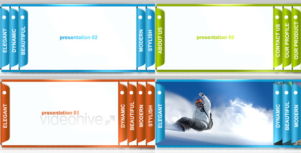 After Effects Project - VideoHive White List 2599342
