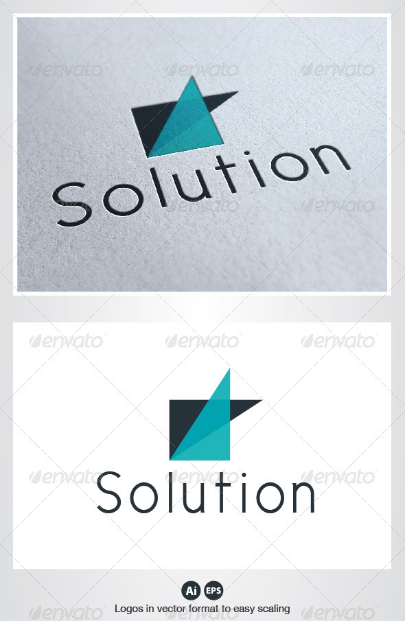 Solution Logo - Symbols Logo Templates