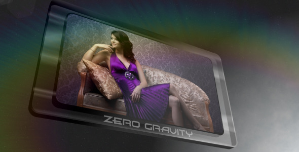 After Effects Project - VideoHive Zero Gravity 2599366