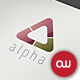 Alpha Series - Stationary & Identity - GraphicRiver Item for Sale