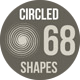 68 Photoshop Circled Shapes 1 - GraphicRiver Item for Sale
