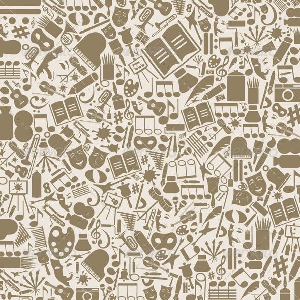 Art a background - Miscellaneous Vectors
