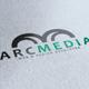 Arc Media Logo - GraphicRiver Item for Sale