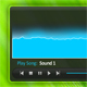 MP3 XML player with Visualization and skins (vectorised) - ActiveDen Item for Sale