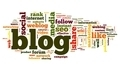 Blog concept in word tag cloud - PhotoDune Item for Sale