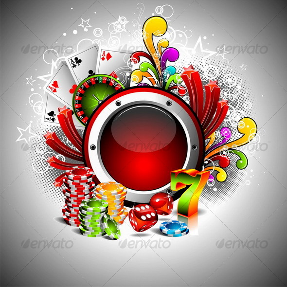 GraphicRiver Casino design 94459