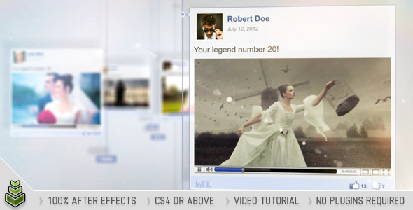 VideoHive Timeline Story 2601481