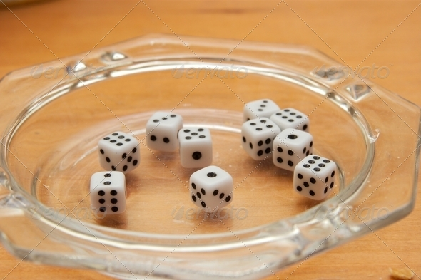 Dices - Stock Photo - Images