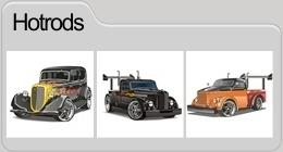 Vector Hotrods