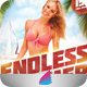 Endless Summer Flyer - GraphicRiver Item for Sale