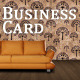 Interior Designer Business Card - GraphicRiver Item for Sale
