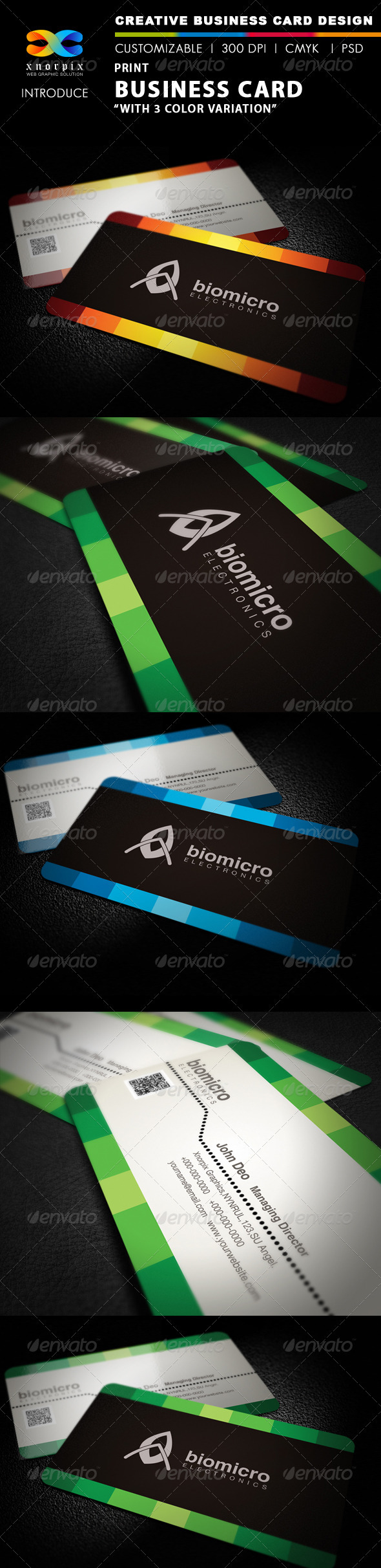 Print Business Card - Corporate Business Cards