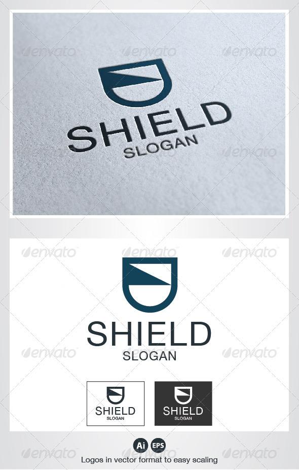Shield Logo - Symbols Logo Templates