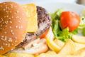 hamburger - PhotoDune Item for Sale