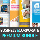Corporate & Product Flyer Premium Bundle - GraphicRiver Item for Sale