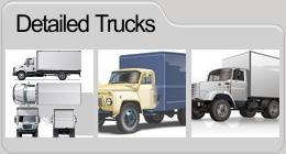 Vector & 3D Trucks