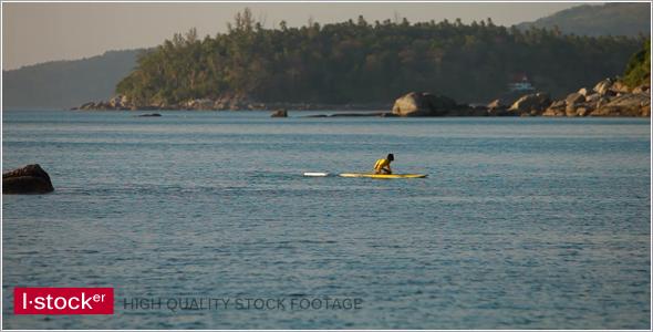 Kayaking At Coast Pack