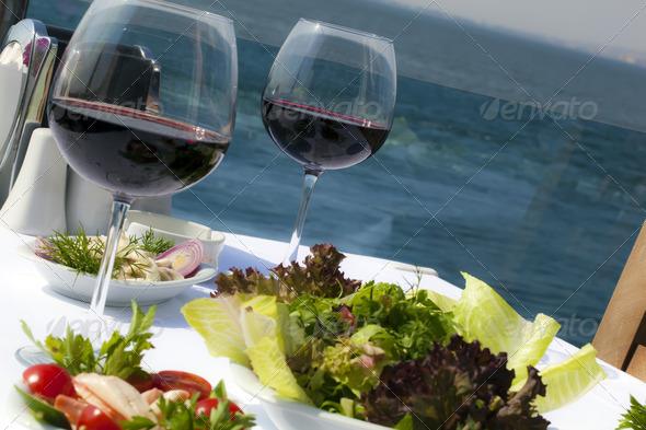 Restaurant - Stock Photo - Images