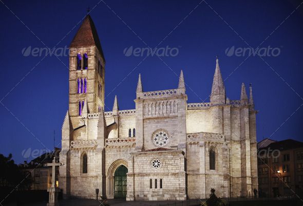 Antigua church - Stock Photo - Images