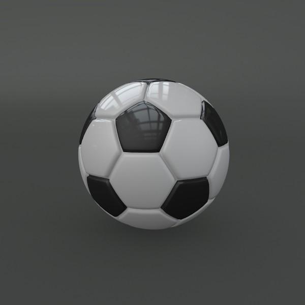 3DOcean Classic soccer ball 2611680