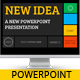 New Idea PowerPoint Presentation - GraphicRiver Item for Sale