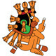 Download Vector Warrior in style of the Maya