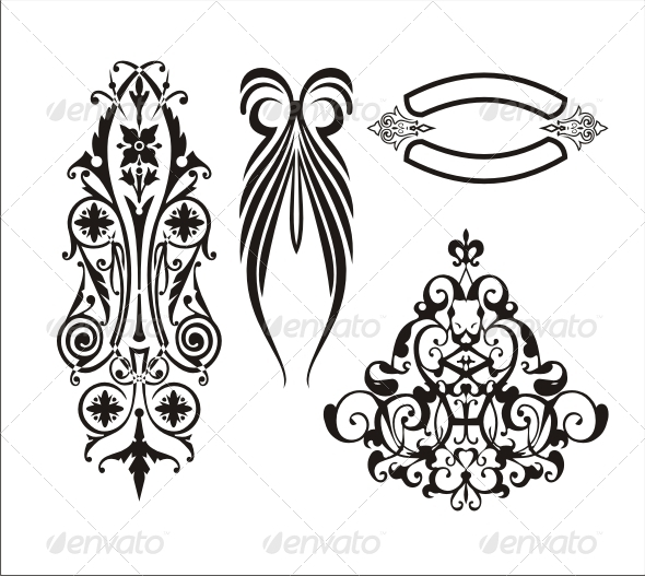 Various Ornaments 2