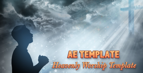 Worship Heaven Title Opener