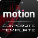 Motion Corporate Template for Joomla! - ThemeForest Item for Sale