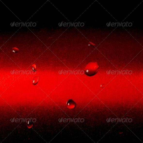 Droplets - Stock Photo - Images
