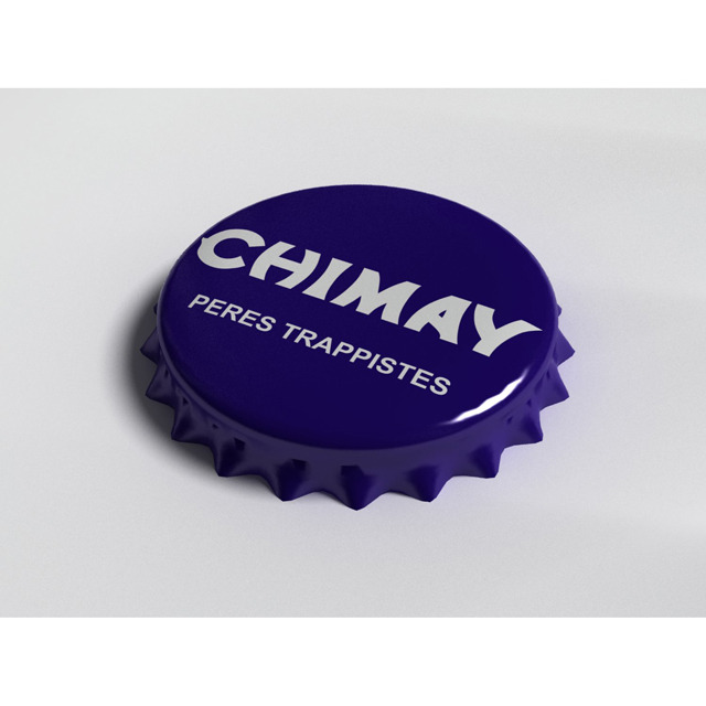 3DOcean Chimay Bottle Tin Cap 2615179