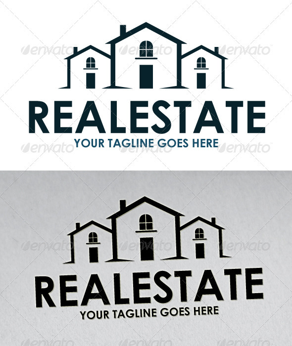 Real Estate Logo 2 - Buildings Logo Templates