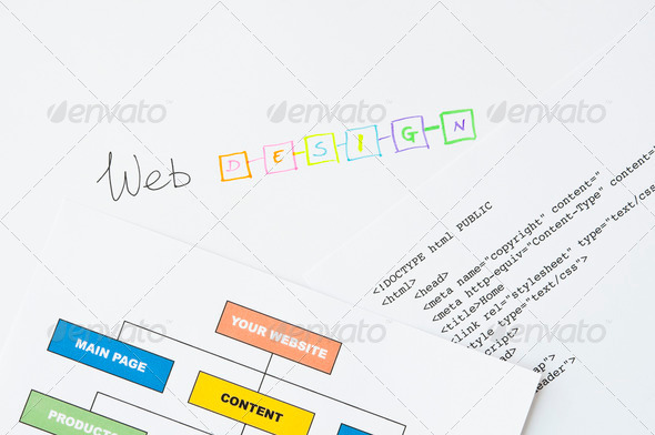 PhotoDune Web design 2615692
