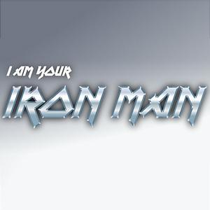 iron man - ActiveDen Item for Sale