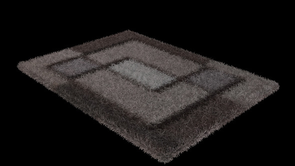 Vray Fur Carpet