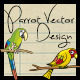 Parrot Vector Design - GraphicRiver Item for Sale