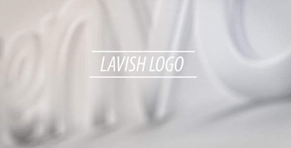 After Effects Project - VideoHive Lavish Logo Reveal 2616446