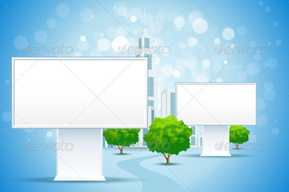 GraphicRiver Billboard City 2616492