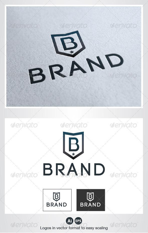 Brand Logo - Crests Logo Templates