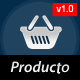 Producto Wordpress Ecommerce Theme