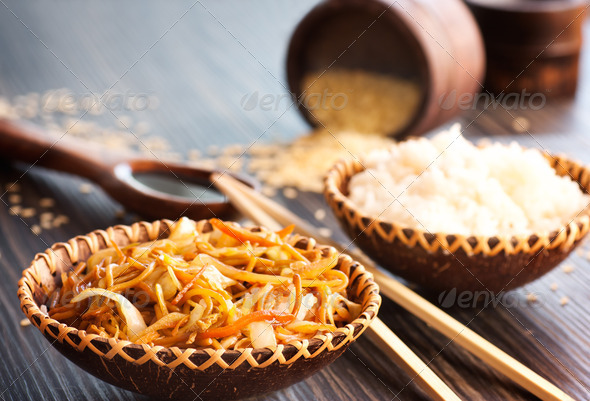 Stock Photo - PhotoDune Chinese food 2618090