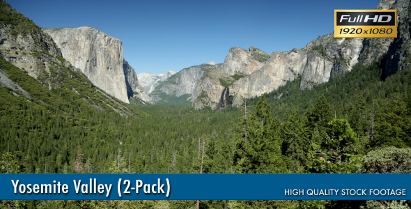 Yosemite Valley 2-Pack