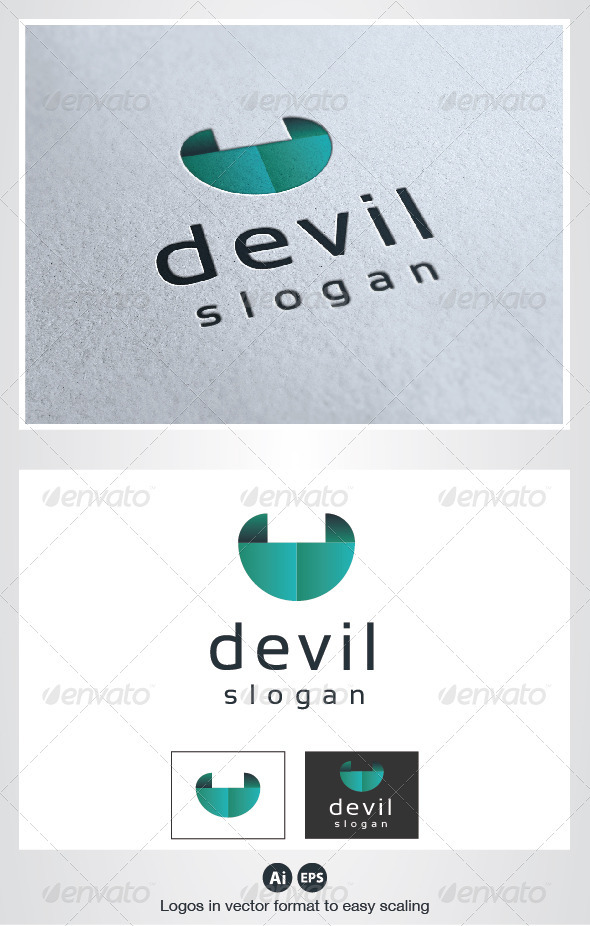 Devil Logo - Humans Logo Templates