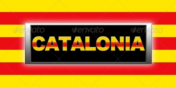 Catalonia. - Stock Photo - Images
